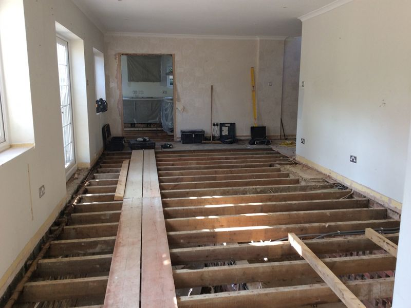 woldingham loft extension conversion building contractors  1