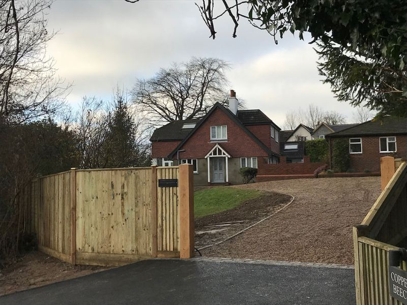 building contractor driveway installation merstham