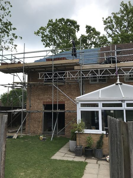 extension residential building construction commercial redecoration  7