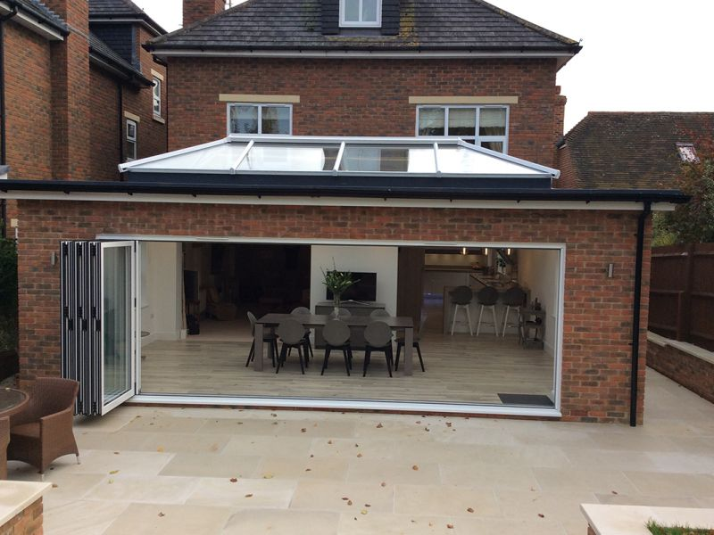 stangrove patio kitchen installation extension windows  8